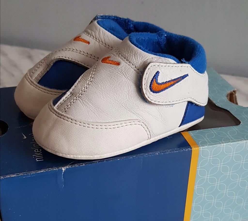 Buciki Nike niechodki