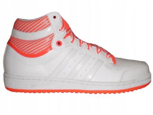 Damskie adidas TOP TEN HI, Za Kostkę, 38 (23.5cm)