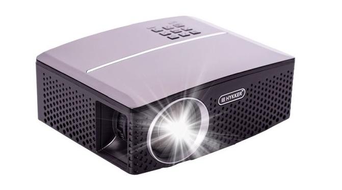 Projektor Multimedialny Hykker Vision 180 7676232485 Oficjalne Archiwum Allegro