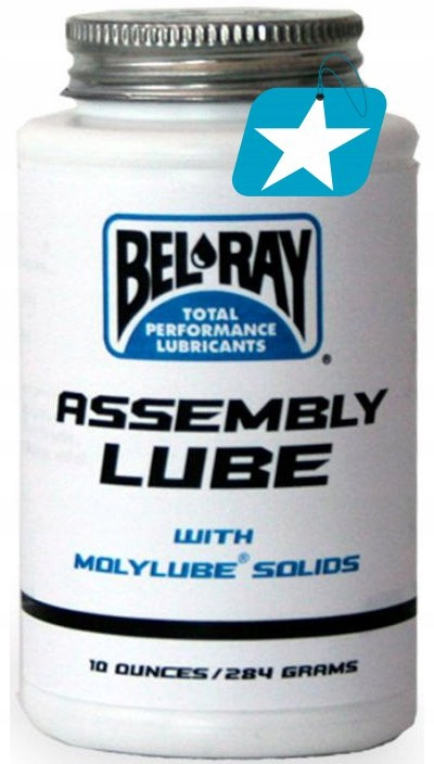 BEL-RAY ASSEMBLY LUBE SMAR MONTAŻOWY 284G URSU