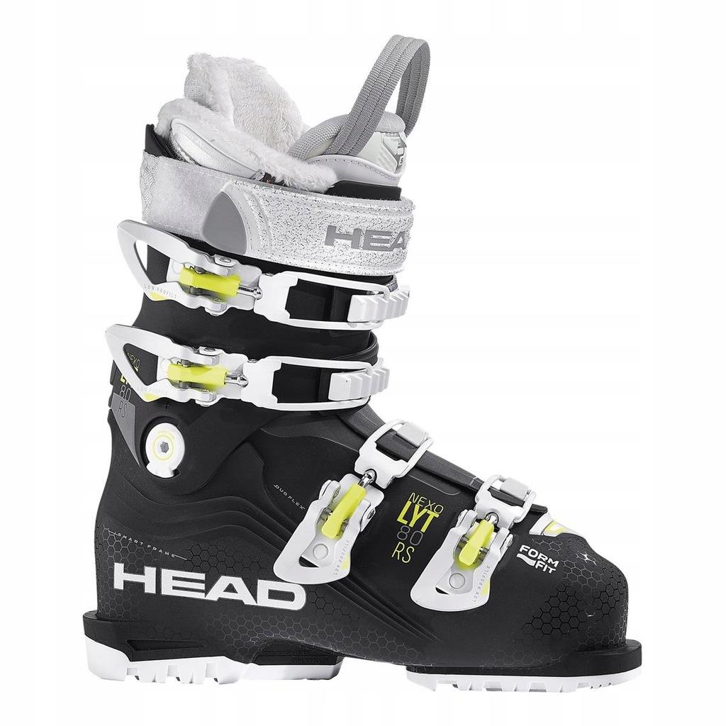 Buty narciarskie Head Nexo LYT 80 RS W Czarny 23/2