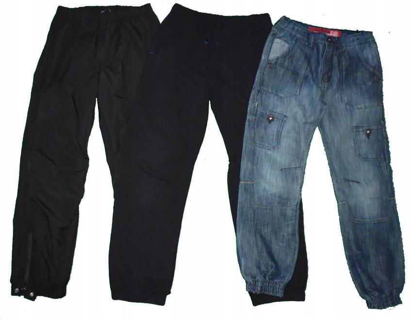 3 pary spodni dla chłopca roz 146-152 (11-12 lat)