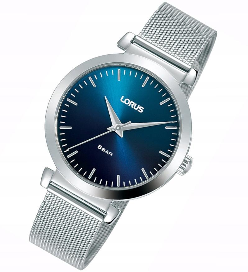 RG213RX9 zegarek damski Lorus brans. mesh + Grawer