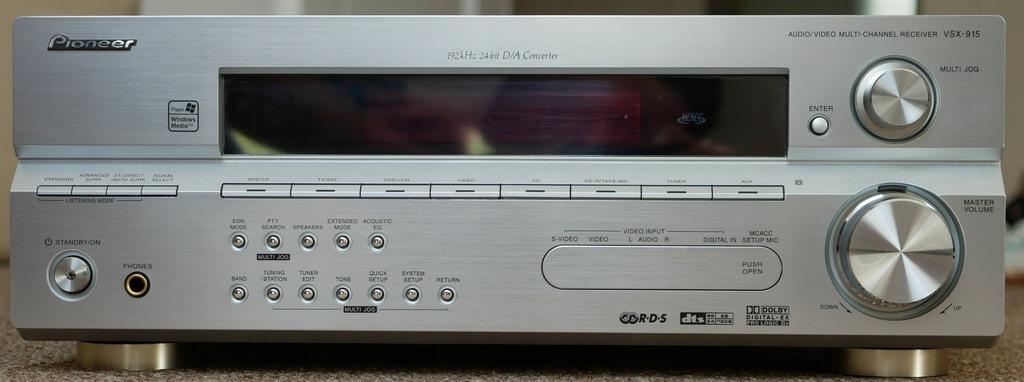Pioneer VSX-915 Amplituner kina domowego 7x100W