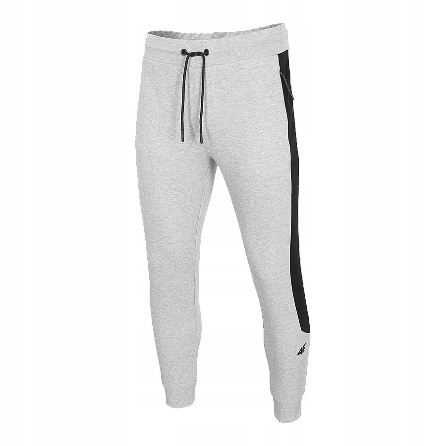 Męskie Spodnie 4F -L-
