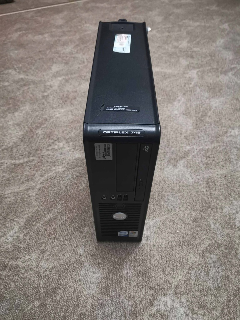 "Zestaw Dell Optiplex 745 + monitor 15"" #2 BCM"