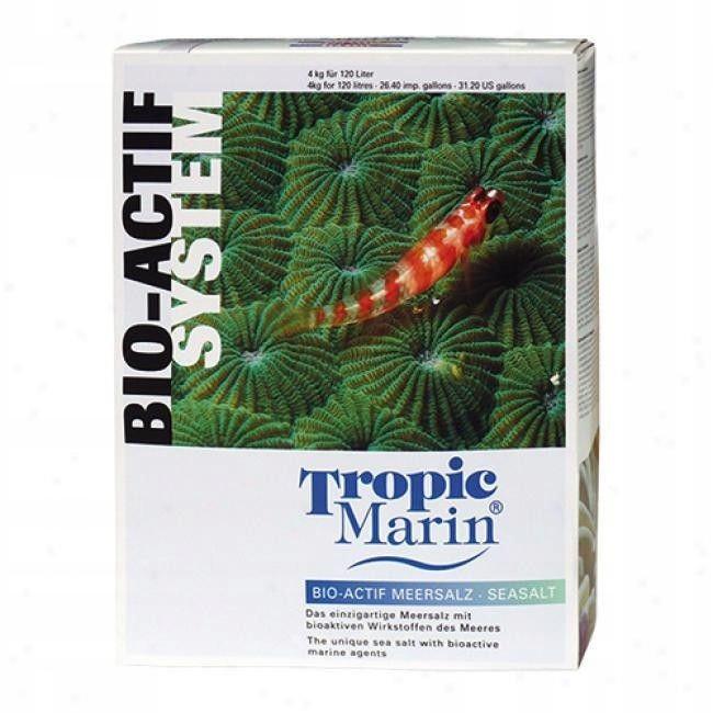 TROPIC MARIN BIO-ACTIF 4KG