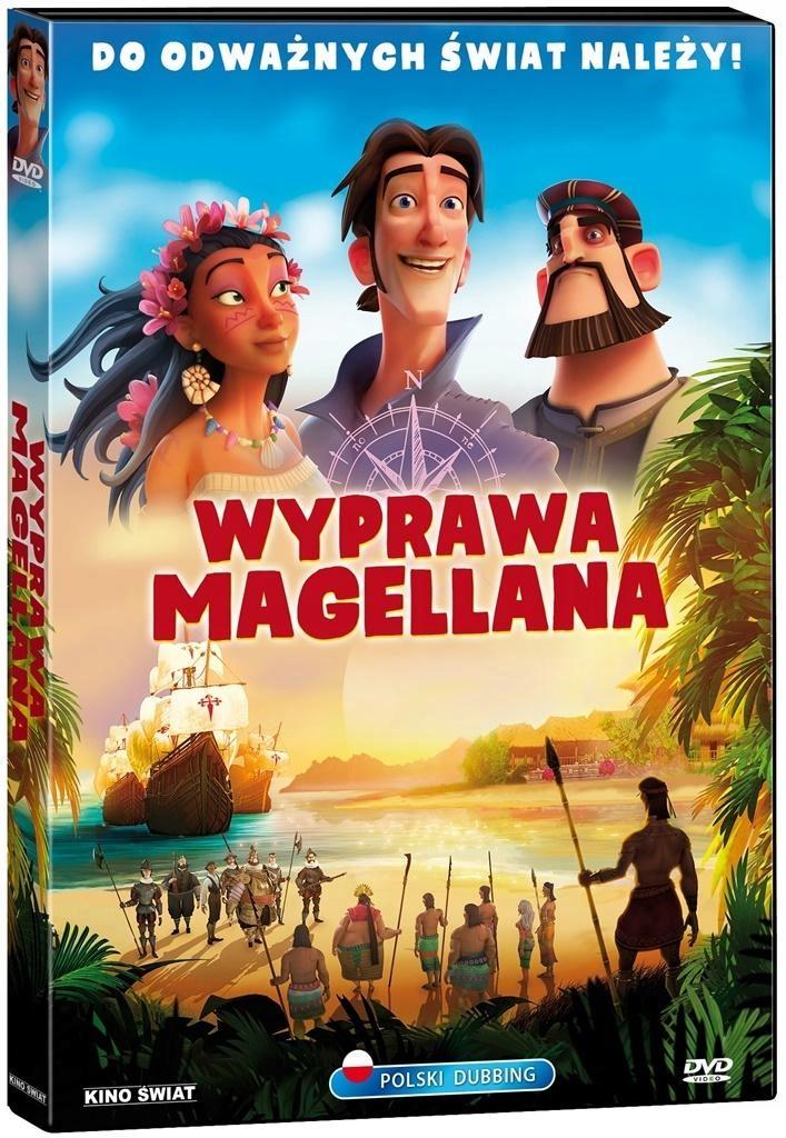 Wyprawa Magellana DVD Kino Świat