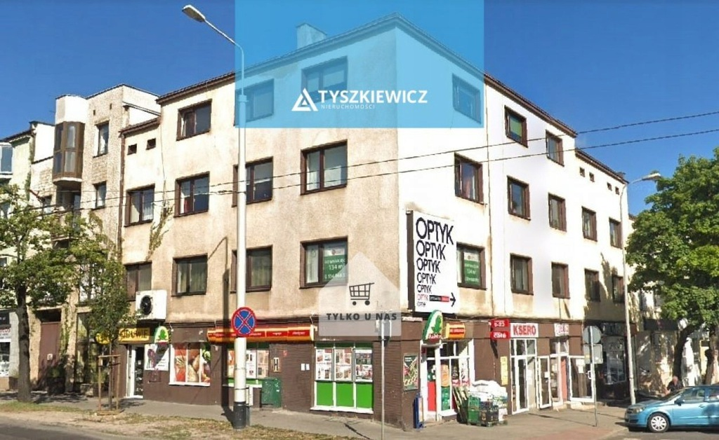 Biuro na wynajem Gdynia, Orłowo, 134,00 m²