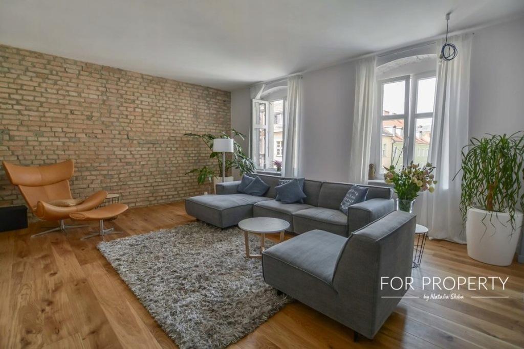 Mieszkanie, Poznań, Stare Miasto, 91 m²