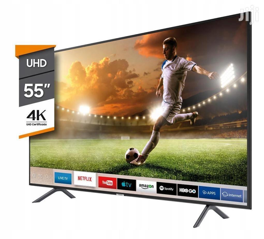 Smart Tv Ultra Slim Samsung 55 UE55RU7172 4K UHD