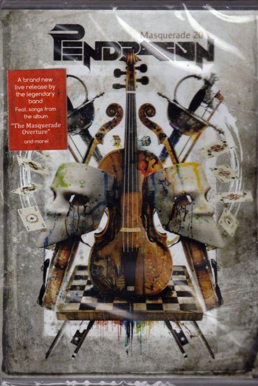 PENDRAGON Masquerade 20 (DVD)