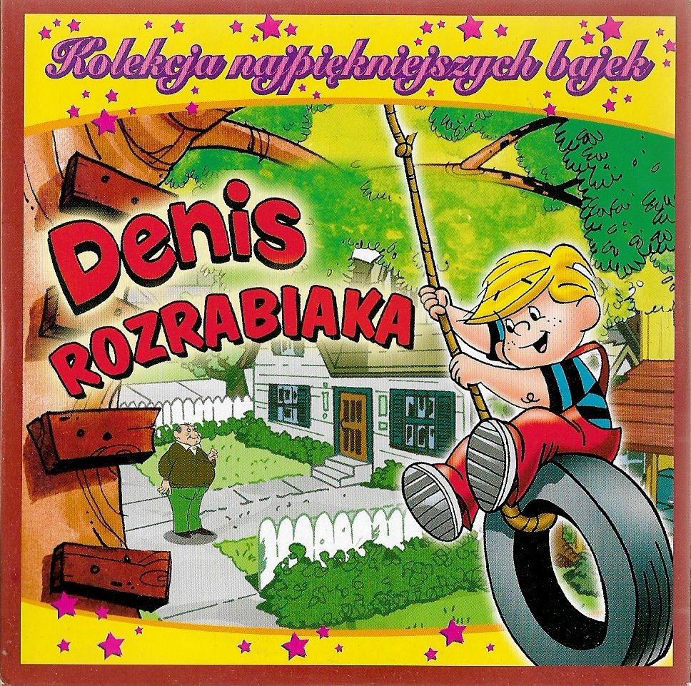 Denis Rozrabiaka - 3 odcinki VCD