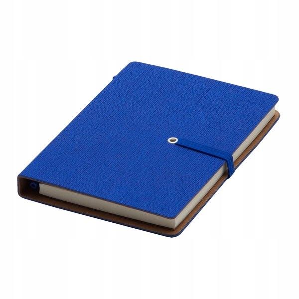 Notes 90x140/70k linia Como, niebieski