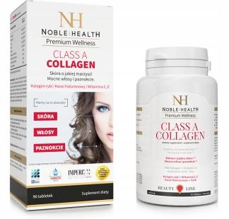 Noble Health Class A Collagen Kolagen W Tabletka 8319220399 Oficjalne Archiwum Allegro