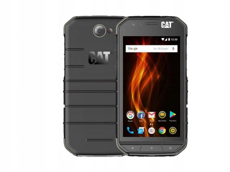 Smartfon Cat S31 2/16GB czarny,