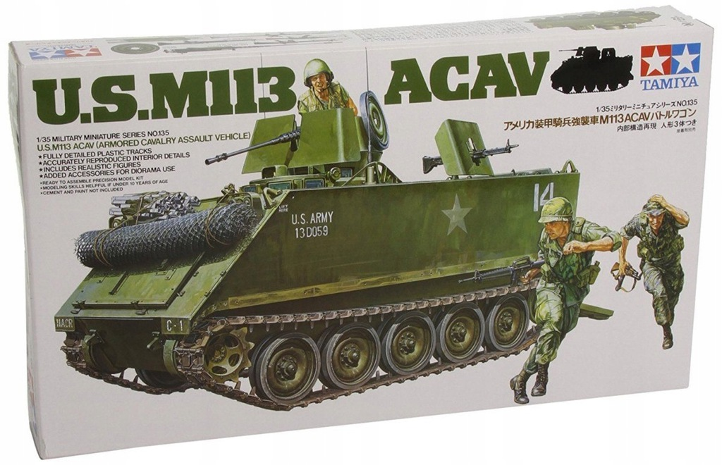 U.S. M113 ACAV
