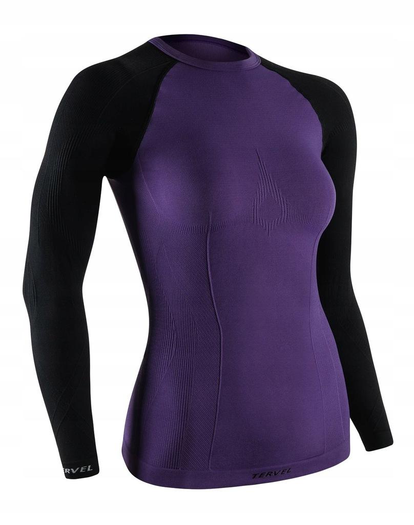 TERVEL 2002 damska koszulka termoaktywna r.L