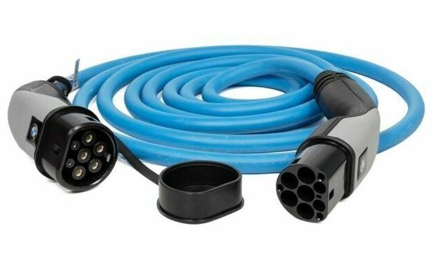 Kabel ładowania BMW 3-Fazowy 5m. ORG 61900003163