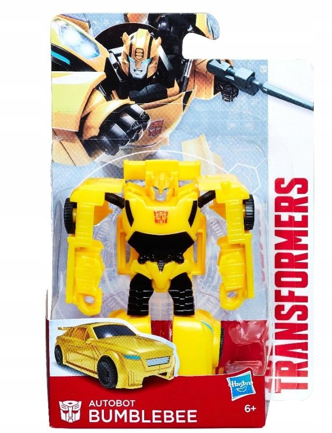 Figurka Transformers Authentics Bravo Bumblebee /