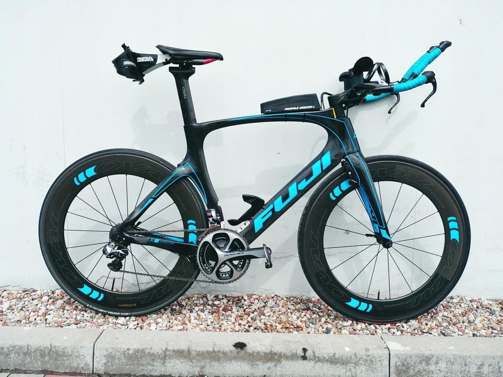Rower triathlonowy Fuji Norcom Straight 1.1 L