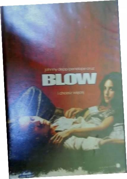 Blow i chcesz więcej - Johnny Depp Penelope Cruz