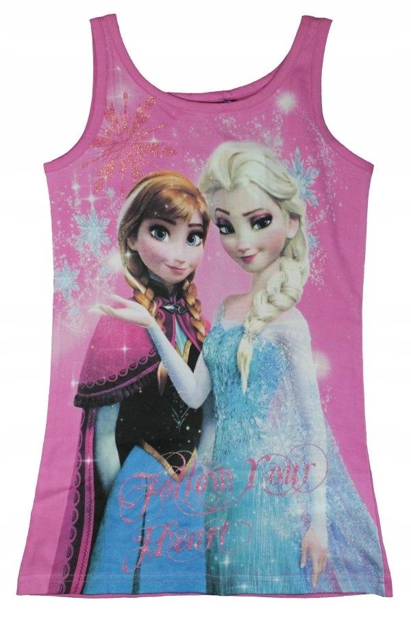 Sukienka Frozen - Kraina Lodu : Rozmiar: - 134