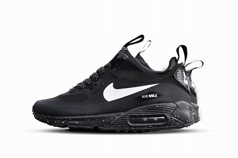 Nike Air Max 90 Sneakerboot Winter Oreo 42 8677222802 Oficjalne Archiwum Allegro
