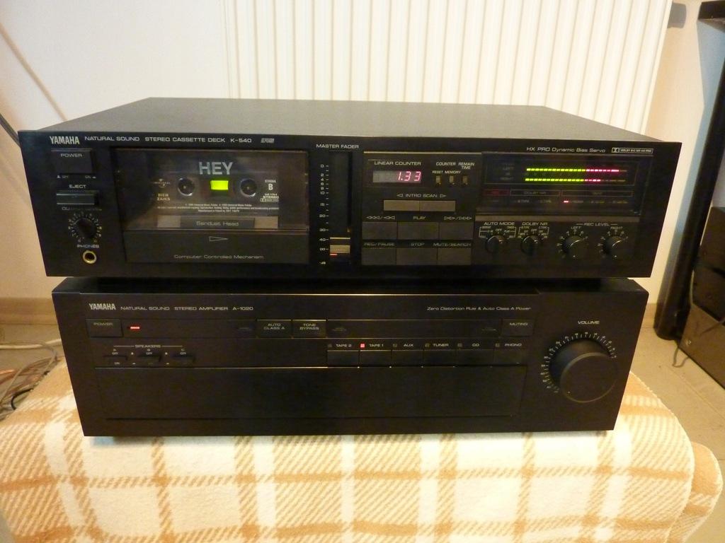 Magnetofon Yamaha K-540