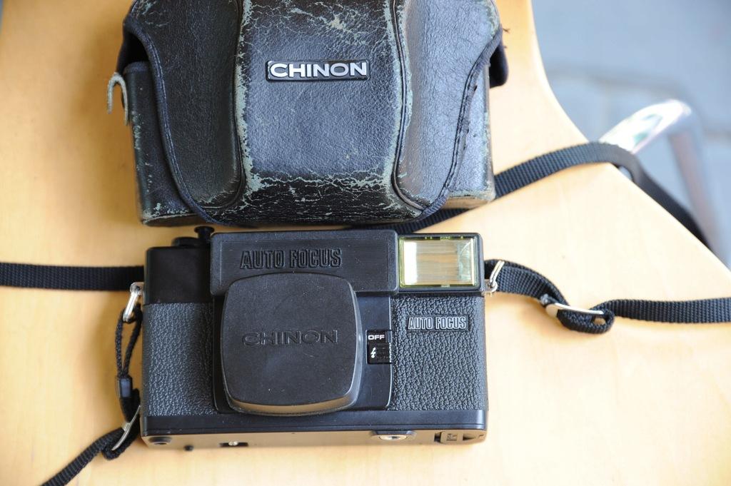 Chinon 35F-A-ob. 2,8/35mm-ładny i sprawny