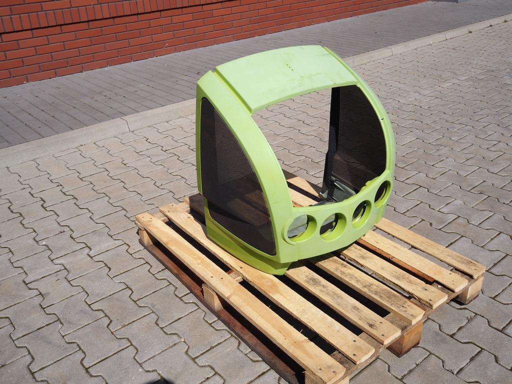 Maska silnika, do ciągników Claas Celtis, Renault