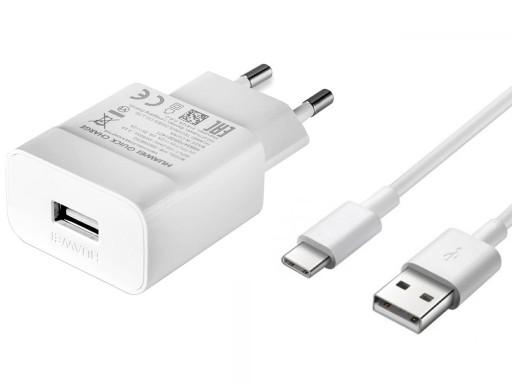 LG Q7 G7 Thinq Ładowarka Sieciowa Huawei QC USB C