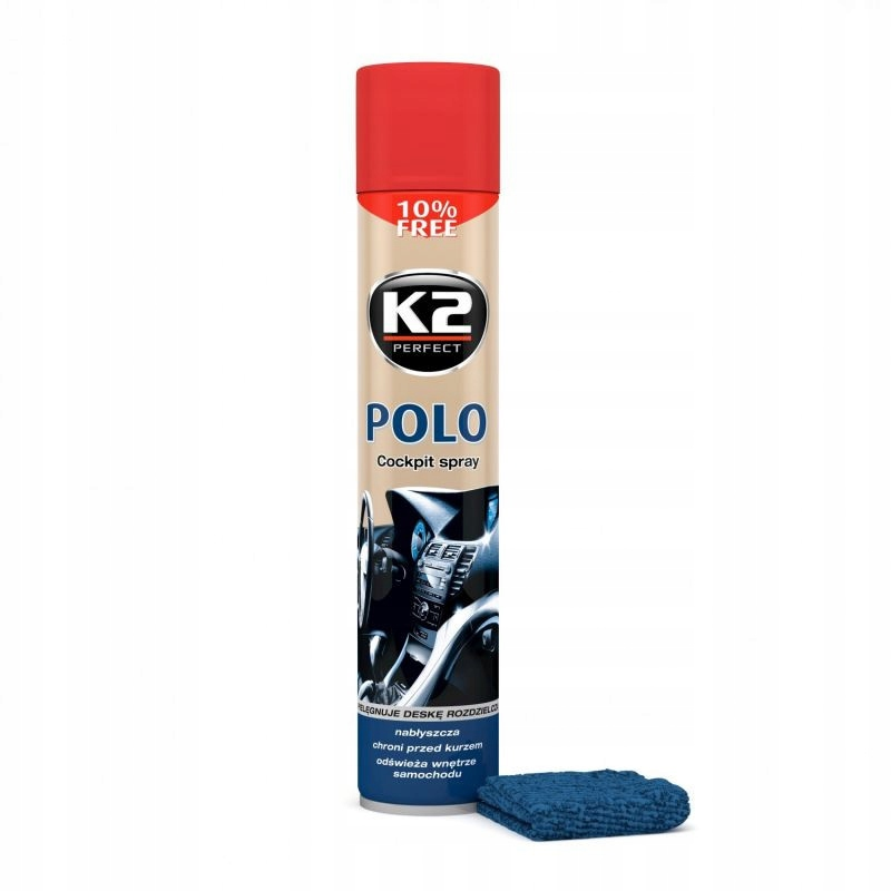 K2 POLO COCKPIT DO KOKPITU TRUSKAWKA 750 ML