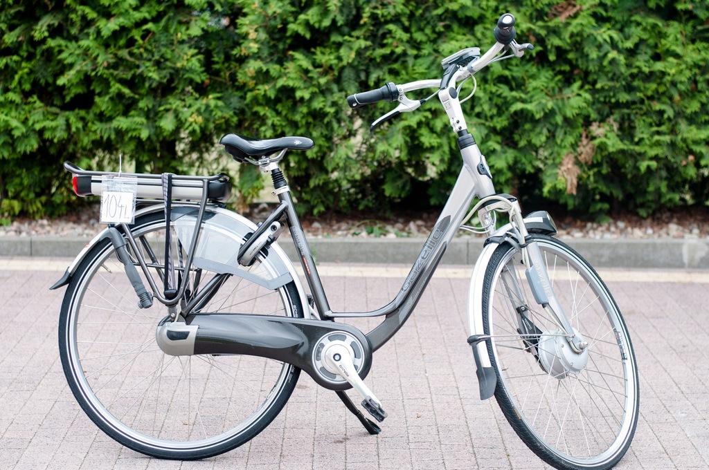 Rower elektryczny Gazelle xtra alu 28 NR 104L