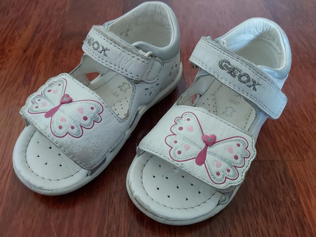 GEOX *Sandałki na lato dla dziewczynki* 24