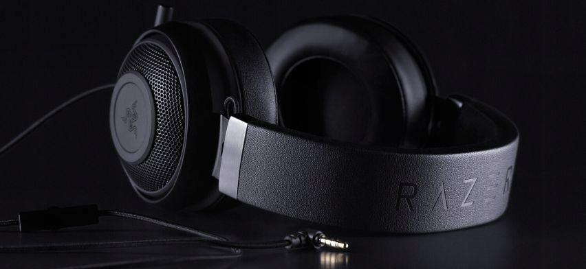 Razer Kraken Pro V2 Oval Black