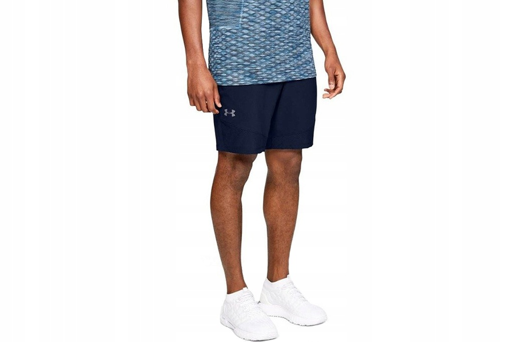 UNDER ARMOUR VANISH WOVEN SHO _L_ Męskie Spodenki