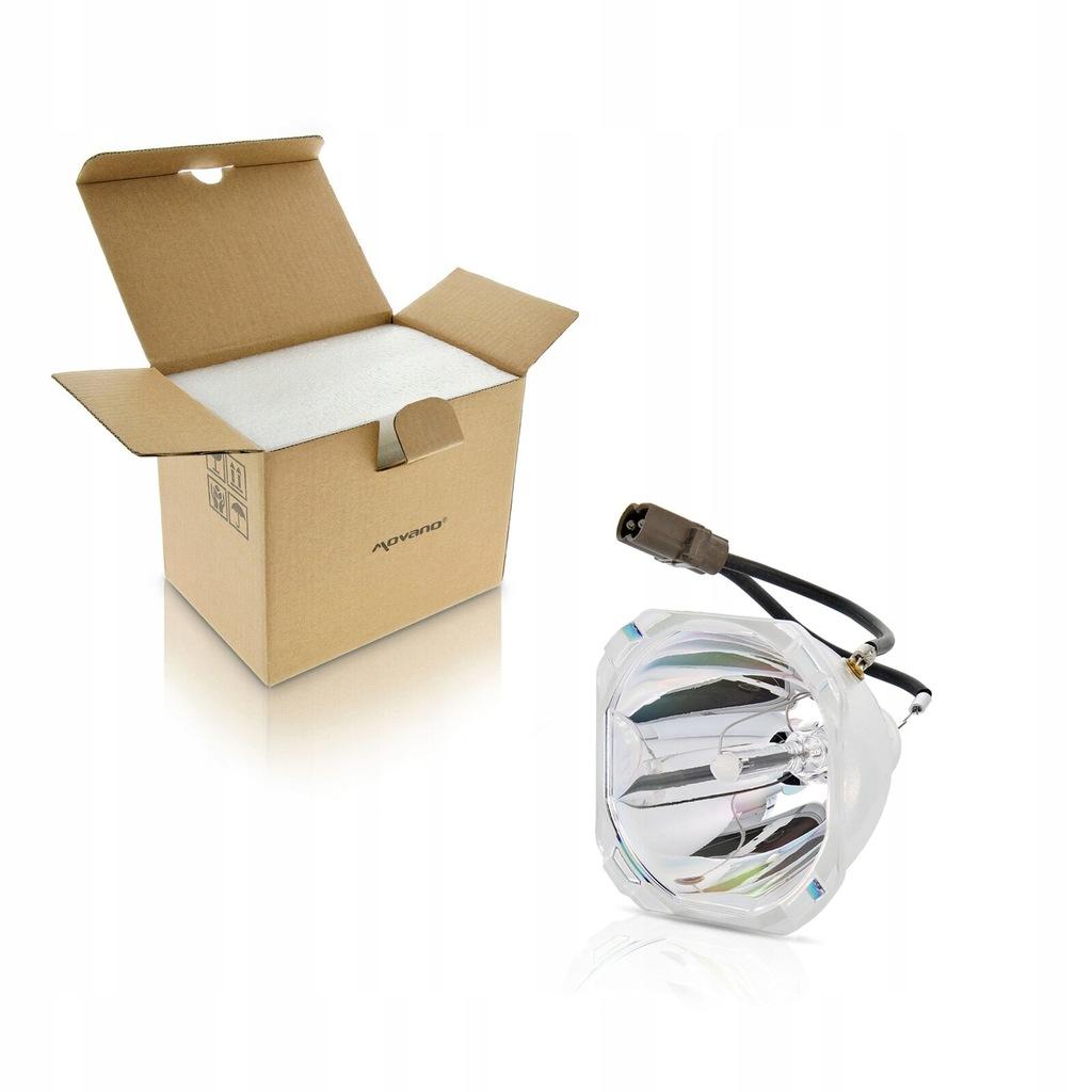 * Bańka lampy projektora HS do Panasonic PT-AX100U