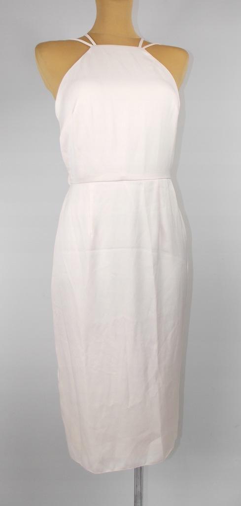 sukienka ASOS elegancka sexy wizytowa WESELE 34 36