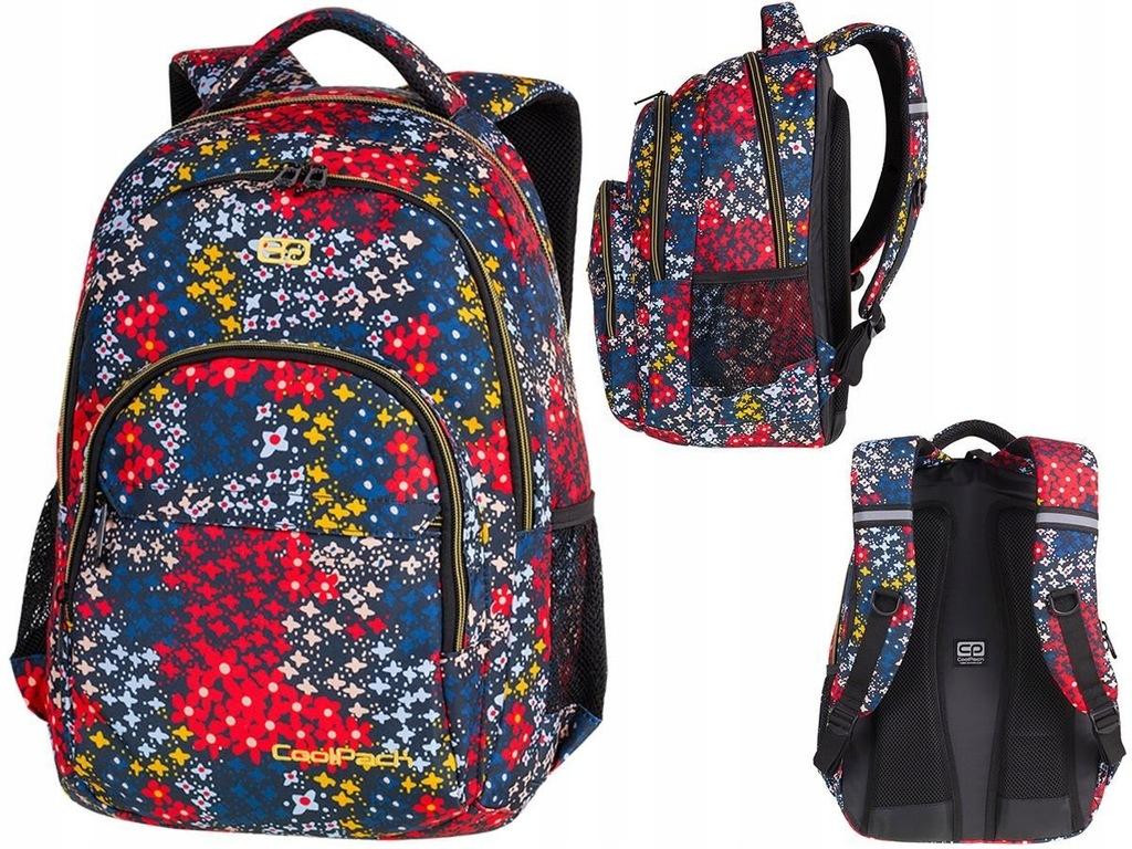 Wygodny plecak na wycieczki wyjazdy urlop Coolpack