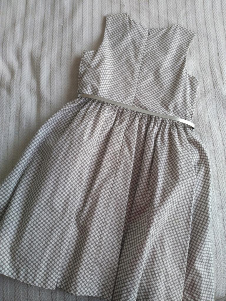 Sukienka wizytowa roz.140