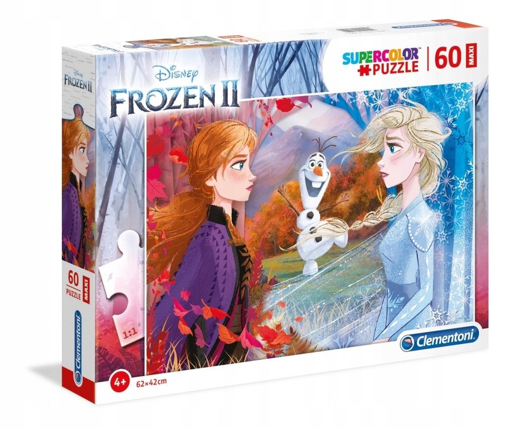 Puzzle Maxi Frozen 2 Kraina Lodu 2 60 el.