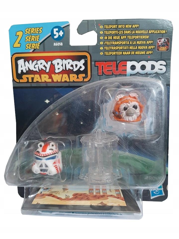 Hasbro Angry Birds Star Wars 2 Figurki Telepods 8888992635 Oficjalne Archiwum Allegro
