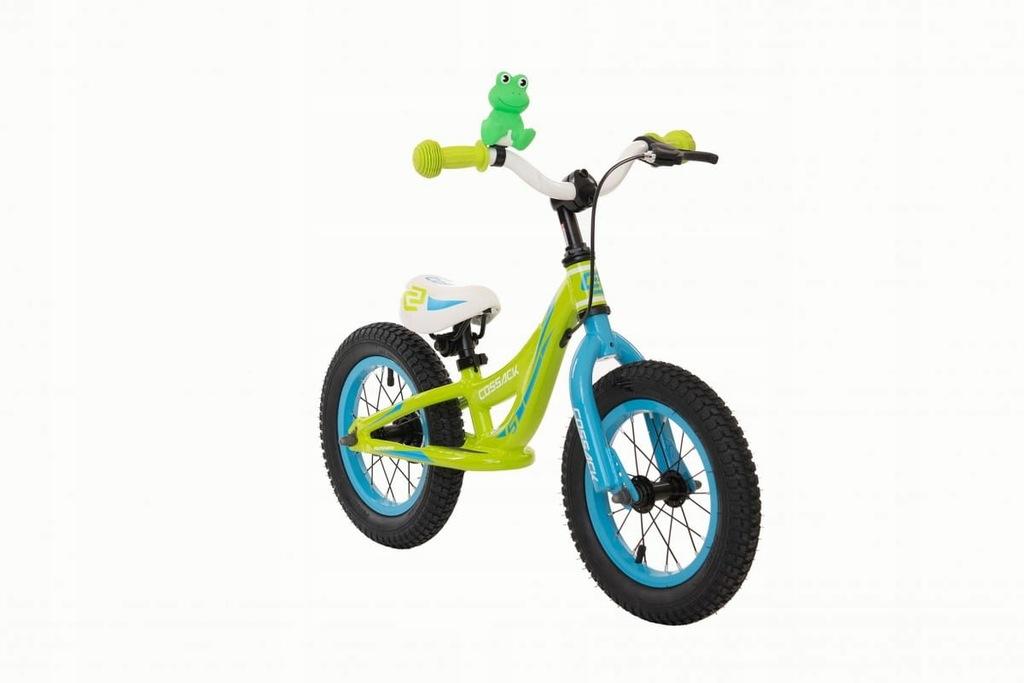 Rower biegowy dziecięcy Cossack Iggi - zielony - 1