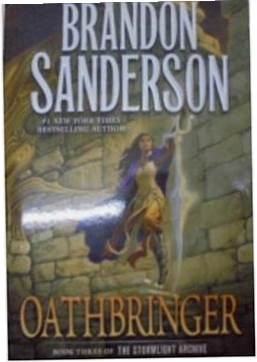 Authbringer - B. Sanderson