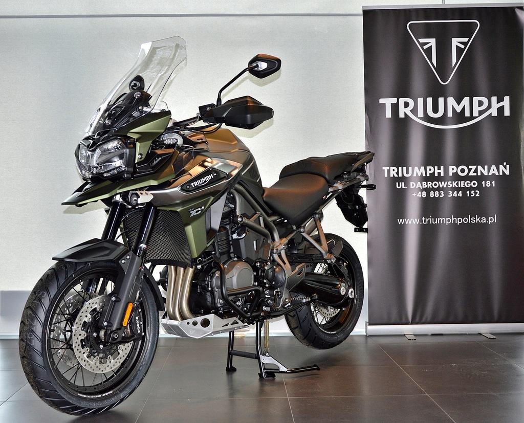 Triumph Tiger 800 Xca Opinie I Ceny Na Ceneo Pl