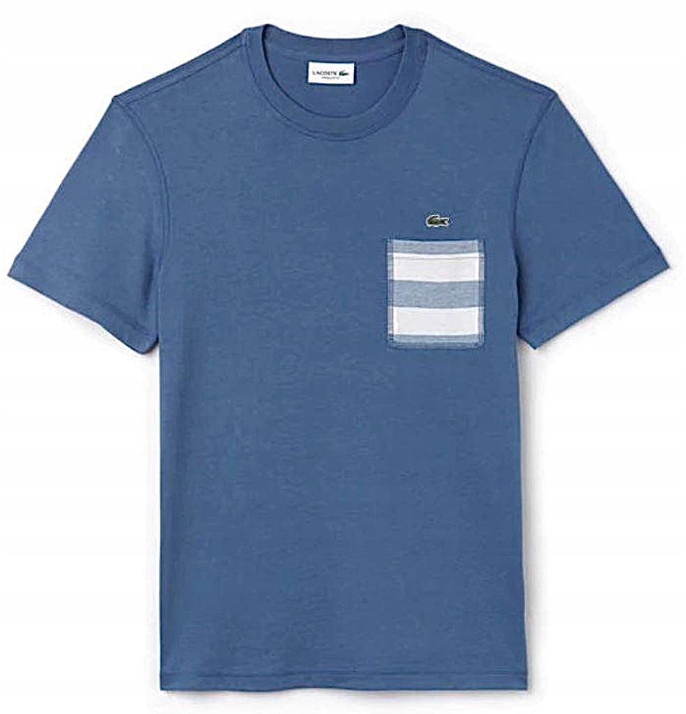 LACOSTE oryginalny t-shirt r. M