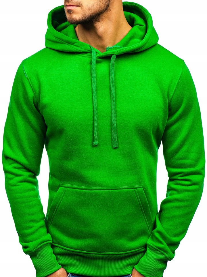 bluza adidas z kapturem zielona kangur