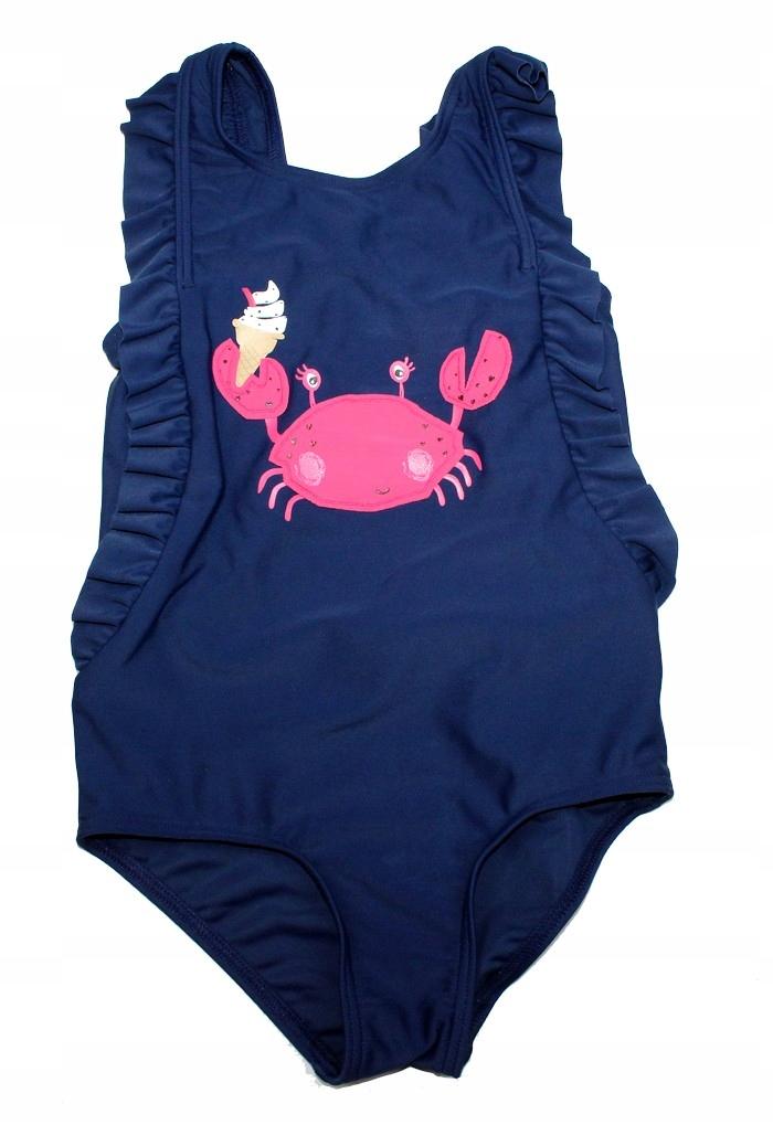 3011J22 MARKS&SPENCER strój kąpielowy KRAB 3-4