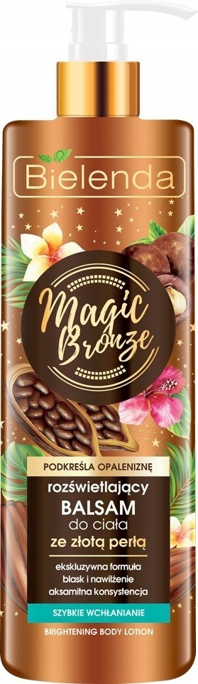 BIELENDA Magic Bronze Rozświetlający Balsam do cia